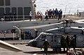 US Navy 060525-N-5549O-385 Crew members disembark from a MH-60S Knighthawk.jpg