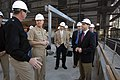 US Navy 080111-N-8273J-016 Chief of Naval Operations (CNO) Adm. Gary Roughead tours Pacific Beacon, the Navy's first large-scale housing privatization facility for single Sailors.jpg