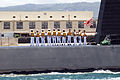 US Navy 080626-N-6674H-041 The Japanese Maritime Self Defense Force submarine JS Narushio (SS 595) arrives at Naval Station Pearl Harbor for Rim of the Pacific exercise (RIMPAC) 2008.jpg