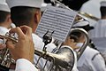 US Navy 091107-N-7498L-209 Sailors assigned to the U.S. Pacific Fleet Band march in a Veteran's Day parade.jpg