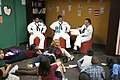 US Navy 100324-N-3271W-171 ailors from the Navy Operational Support Center Phoenix participate in a Read Across America event at Tri-City West Boys and Girls Club during Phoenix Navy Week.jpg