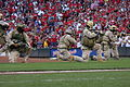 US Navy 100911-N-3959O-050 Seals deliver the game ball in Cincinnati.jpg