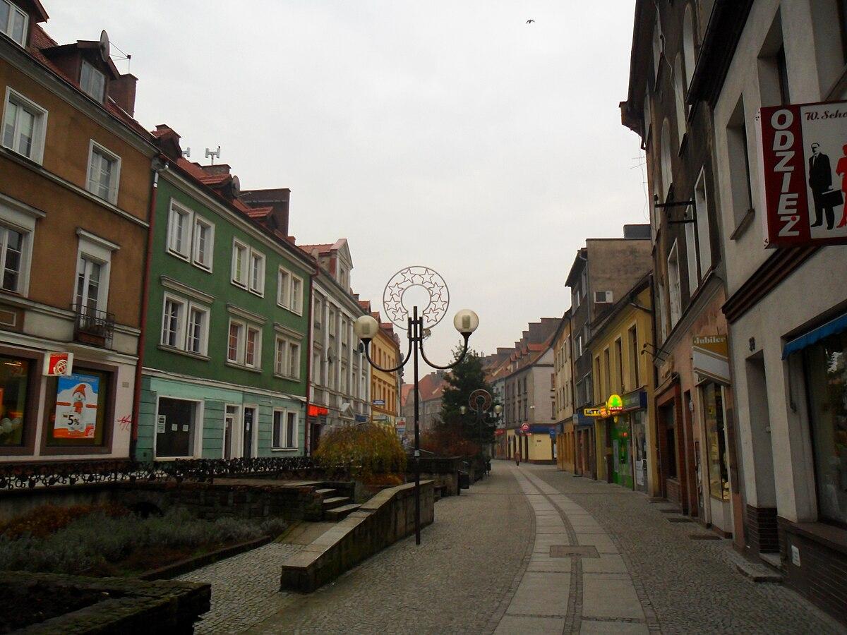 Ulica Dluga W Raciborzu Wikipedia Wolna Encyklopedia
