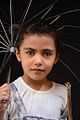 Umbrella Girl, Sana'a (14385878182).jpg