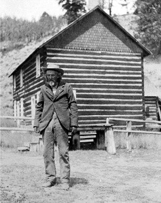 John F. Yancey - Image: Uncle John Yancey