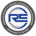 Under Secretary of Defense for Research and Engineering logo.png