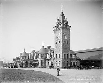Union station - Portland Union Station