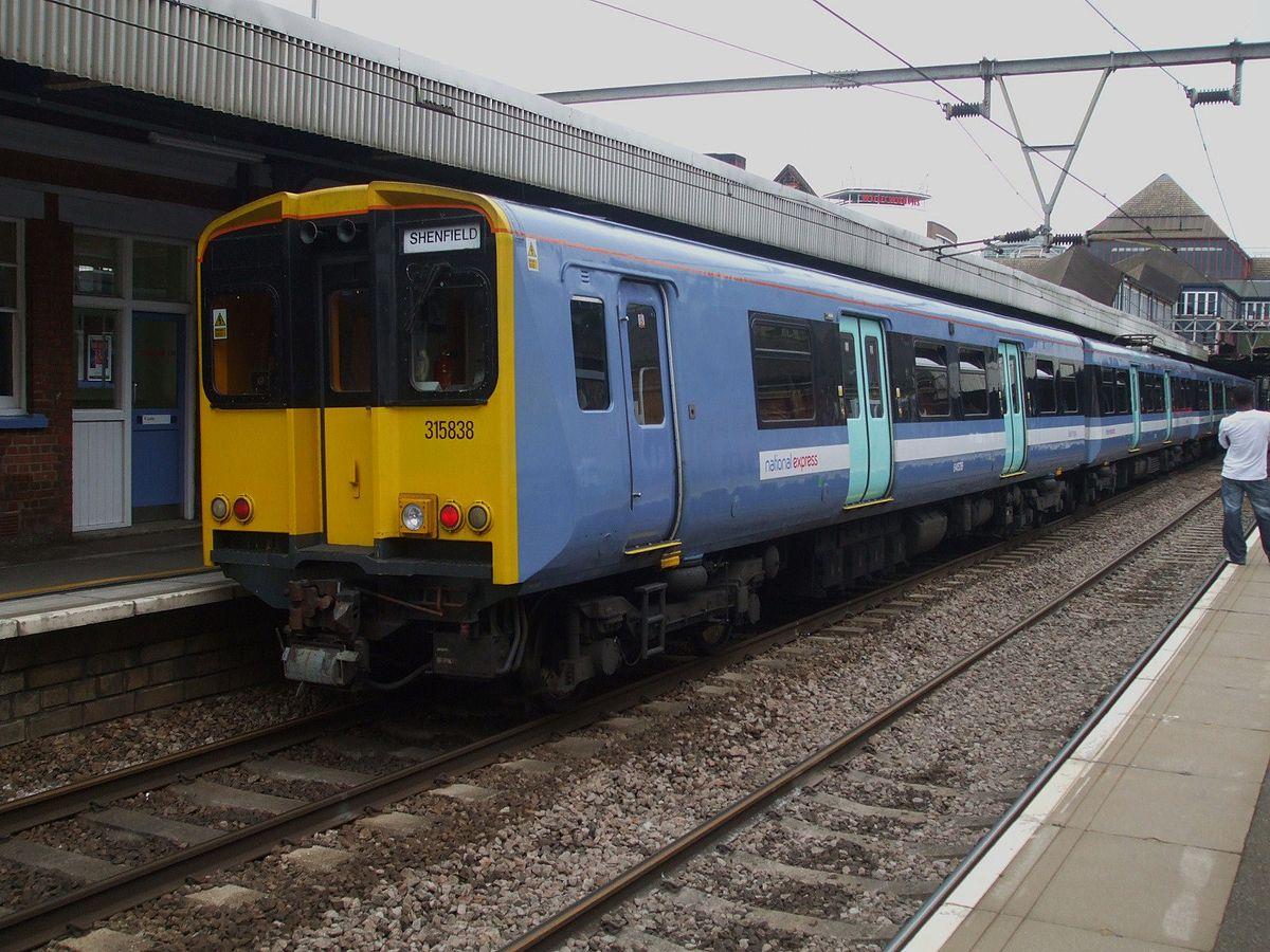 York Ac Units >> British Rail Class 315 - Simple English Wikipedia, the free encyclopedia