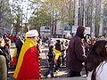 United Belgium Brussels demonstration 20071118 DMisson 00002 boulevard du Regent near American embassy.jpg