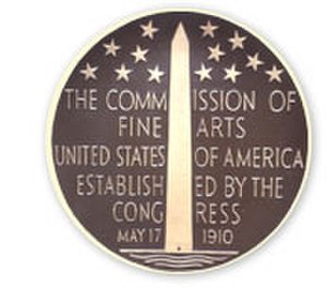United States Commission of Fine Arts - Image: United States Commission of Fine Arts seal