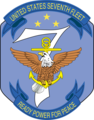 United States Seventh Fleet insignia, 2011.png