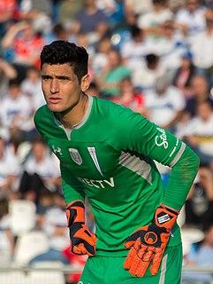 Matías Dituro Argentine footballer