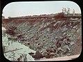 Unloading dirt at the Tabernilla dumps (3608427870).jpg