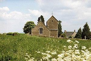 Church of St Mary Magdalene, Upton Noble - Image: Upton Noble church