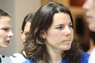 Ursula Holl football player