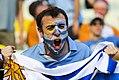 Uruguay - Costa Rica FIFA World Cup 2013 (2014-06-14; fans) 02.jpg