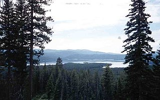 Deadwood Reservoir