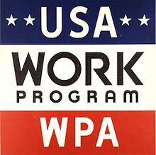 Works Progress Administration - Wikipedia