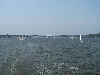 Severn River (Maryland) river in Maryland, United States