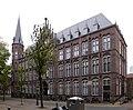 Utrecht - Johannes de Deo Mariaplaats 28 RM514225.JPG