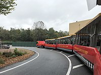 Véhicule Studio Tram Tour - Disneyland Paris (France) - 2.JPG