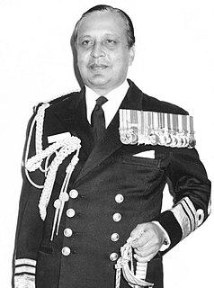 Mihir K. Roy Indian Navy Admiral
