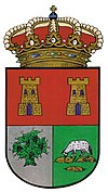 Official seal of Villalbilla de Gumiel, Spain