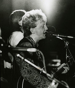 Vinnie Kilduff - Vinnie performing with his band The Rocking Chairs 1989