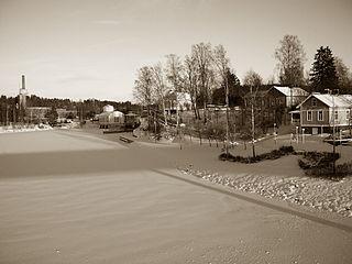former municipality of Finland, now part of Jyväskylä
