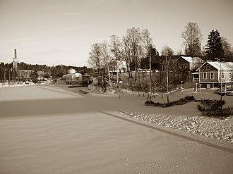 Vaajakoski - Image: Vaajakoski