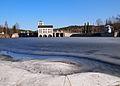 Vaajakoski Canal and frozen river.jpg