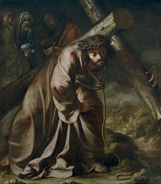 File:Valdes leal-cristo con la cruz a cuestas-prado.jpg