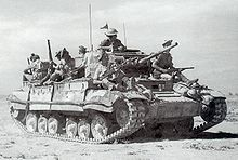 Valentine tank - Wikipedia, the free encyclopedia