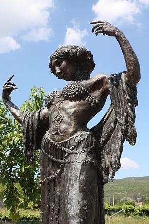 La Belle Otero - Image: Valga, a Bela Otero 01 05