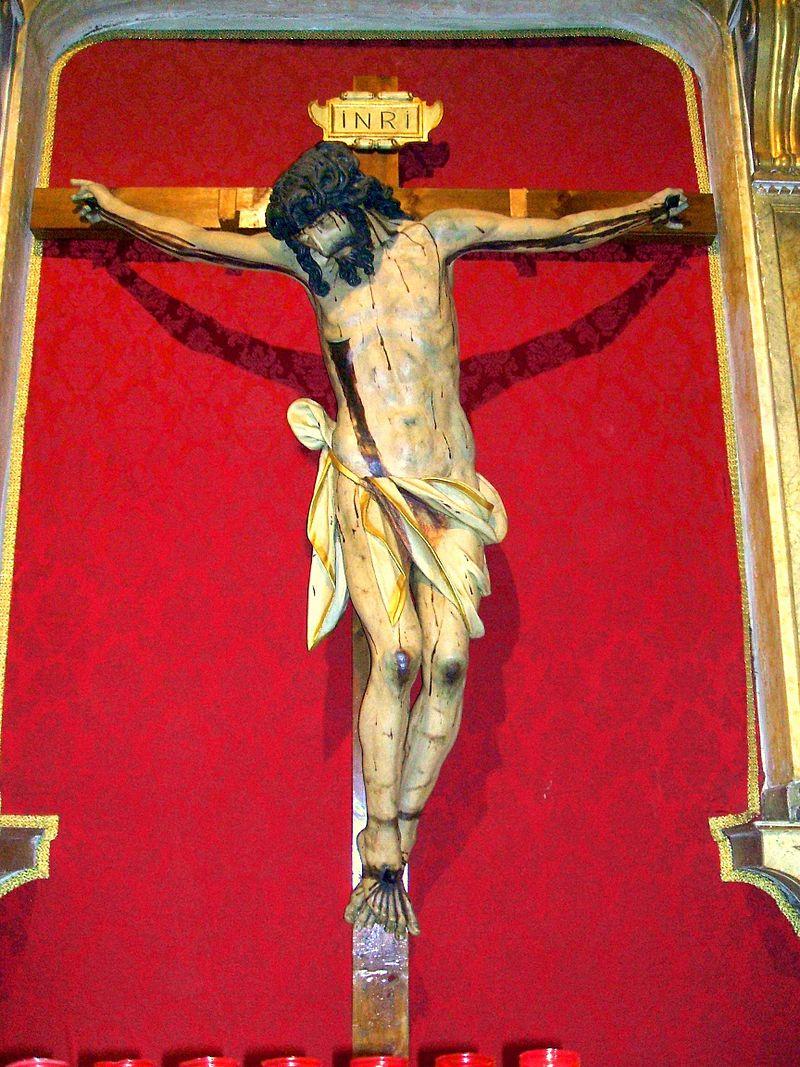Valladolid - Iglesia de Nuestra Señora de las Angustias 01.JPG