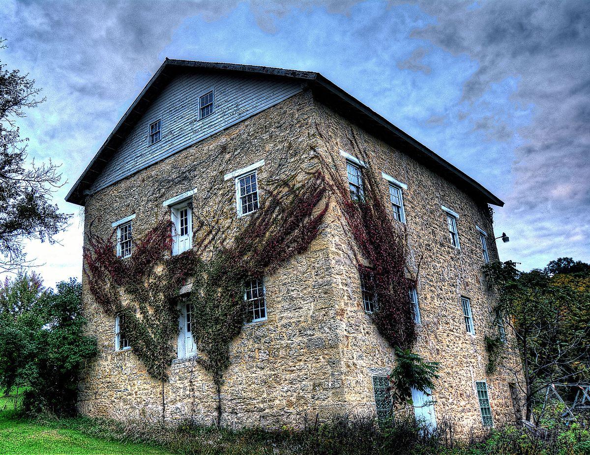 Valley Mills Garnavillo Iowa Wikipedia