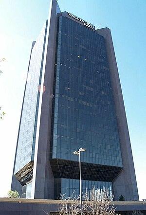 Valliance Bank Tower - Image: Valliancetower