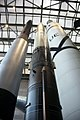 Vanguard - Minuteman III - Jupiter-C - Smithsonian Air and Space Museum - 2012-05-15 (7276434736).jpg