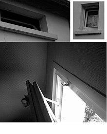 Infisso architettura wikipedia - Aprire finestra muro esterno ...