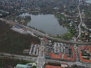 suburban district in Rudersdal Municipality on the northern outskirts of Copenhagen