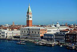 Venezia - Panorama 007, San Marco e Palazzo ducale.jpg