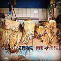 Venta de pescado salado en el Mercado de Unare.jpg