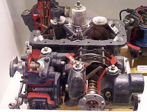 Bendix-Stromberg pressure carburetor - Wikipedia