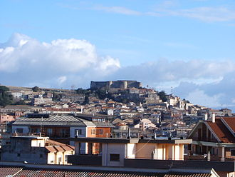 Vibo Valentia - Panorama of Vibo Valentia