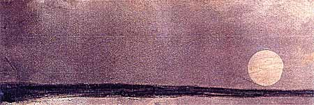 Victor Hugo-Setting Sun