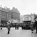 Victoria bus station in London 1956 (8046453390).jpg