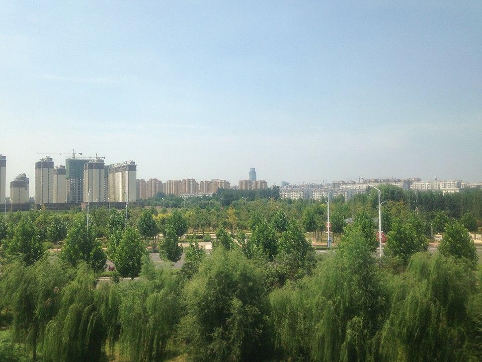 View near Hebi East Station 2