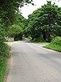 View north along Hall Road - geograph.org.uk - 839007.jpg