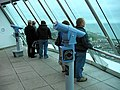 Viewing platform in the Spinnaker Tower - geograph.org.uk - 1049649.jpg