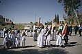 Views of the Palm Sunday festival and parade in 2018 in alQosh, a Chaldean Catholic town 39.jpg